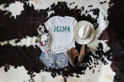Mama Cowhide Abstract PNG File / Sublimation Clipart File Product Image 3