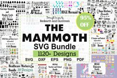 The Crafters Dream SVG Bundle, Huge Collection of SVG files Product Image 2
