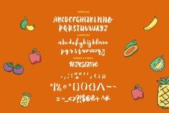 Mango fun display font Product Image 3