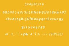 Mango Juice - Cute Handwritten Font Product Image 3