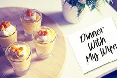 Mango Juice - Cute Handwritten Font Product Image 5