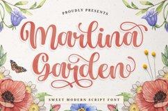 Love Swash Script Font - Marlina Garden Product Image 1