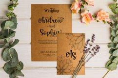 Love Swash Script Font - Marlina Garden Product Image 4