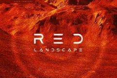 Futuristic Mars Font Product Image 6