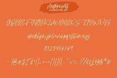 Mashpoints Handwritten Script Font Product Image 6