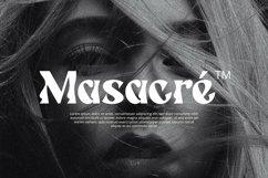 Web Font Massey Product Image 1
