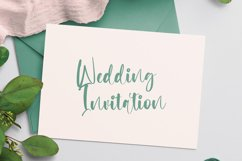 Matchbook - Girly Script Font Product Image 5