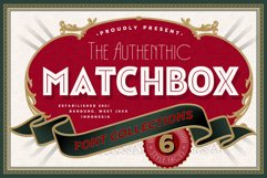 Matchbox Font Collections Product Image 1