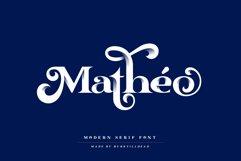 Matheo Product Image 1
