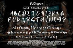 Matsuyama - Modern Script Font Product Image 6