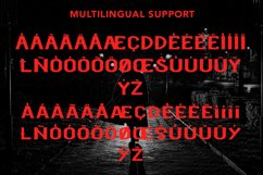 Mavia - Cool Display Font Product Image 6