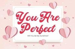 Web Font Maylentine - Valentines Font Product Image 2