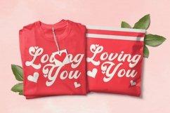 Web Font Maylentine - Valentines Font Product Image 3