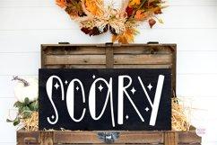MAGIC CAULDRON Halloween Witch Font Product Image 6