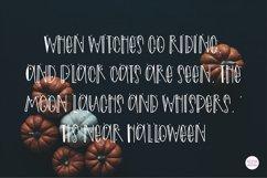 MAGIC CAULDRON Halloween Witch Font Product Image 4