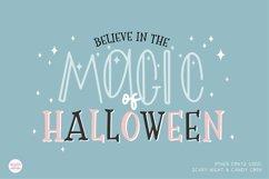 MAGIC CAULDRON Halloween Witch Font Product Image 3