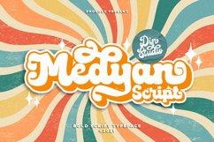 Medyan Script Product Image 1