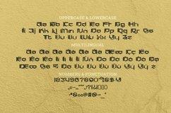 Web Font Medyva Product Image 5
