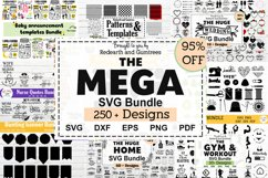 The Crafters Dream SVG Bundle, Huge Collection of SVG files Product Image 6