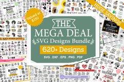The Mega Deal SVG designs Bundle,Huge collection of SVG,PNG Product Image 1