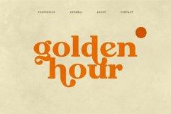Megusto - Modern Retro Typeface Product Image 5