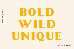 Melar - a hand drawn serif font Product Image 5