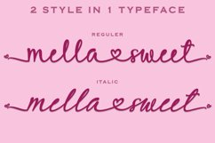Mella sweet Product Image 3