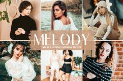 Melody Mobile & Desktop Lightroom Presets Product Image 1
