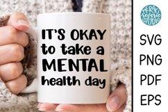 Mental Health Day SVG - Mental Health Awareness Product Image 5