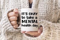 Mental Health Day SVG - Mental Health Awareness Product Image 6