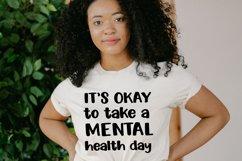 Mental Health Day SVG - Mental Health Awareness Product Image 4