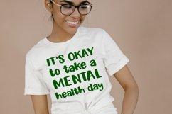 Mental Health Day SVG - Mental Health Awareness Product Image 2