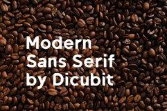 Merau Modern Sans Serif Product Image 5