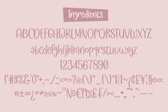 Meringue - a quirky handwritten typeface Product Image 2