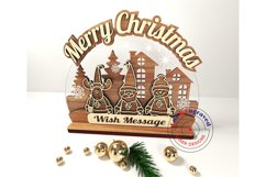 Merry Christmas greetings, New Year.