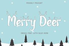 Merry Deer Product Image 1
