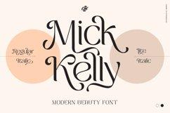 Mick Kelly - Beauty font Product Image 1