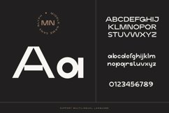 Middle Name - Minimal Classic Font Product Image 5