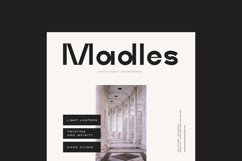 Middle Name - Minimal Classic Font Product Image 6