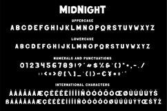 Midnight | Handwriting Sans Serif Product Image 4
