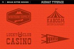 Midway - Slab Serif Font Product Image 2