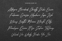 Milatones Signature Font Product Image 5
