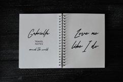 Milatones Signature Font Product Image 2