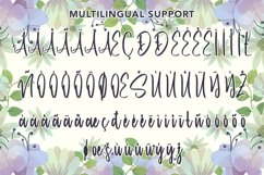 Web Font Milepost - Beautiful Handwritten Font Product Image 6