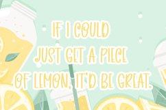 Milkshake Lemon Product Image 2