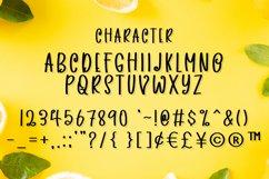 Milkshake Lemon Product Image 5