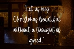 Millionth - Christmas Display Font Product Image 5