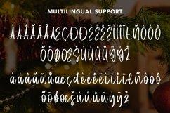 Web Font Millionth - Christmas Display Font Product Image 5