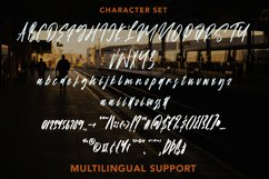 Millstone - Cool Handwritten Font Product Image 3