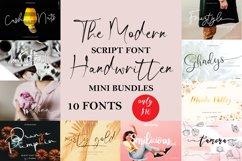 The Modern Script Font Mini Bundle Product Image 1